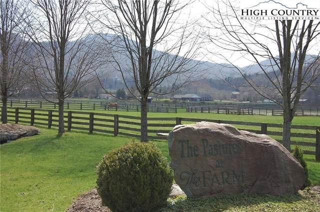 Lot 12 Pasture Lane, Banner Elk, NC 28604 (#228448) :: Mossy Oak Properties Land and Luxury