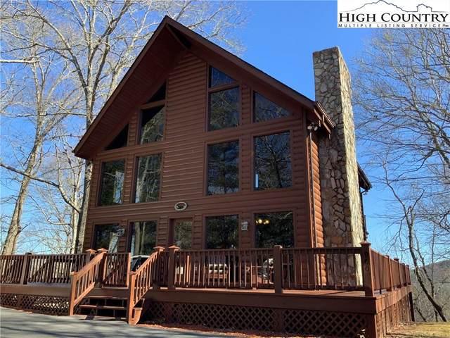 900 Deerwood Road, Piney Creek, NC 28663 (#228481) :: Mossy Oak Properties Land and Luxury