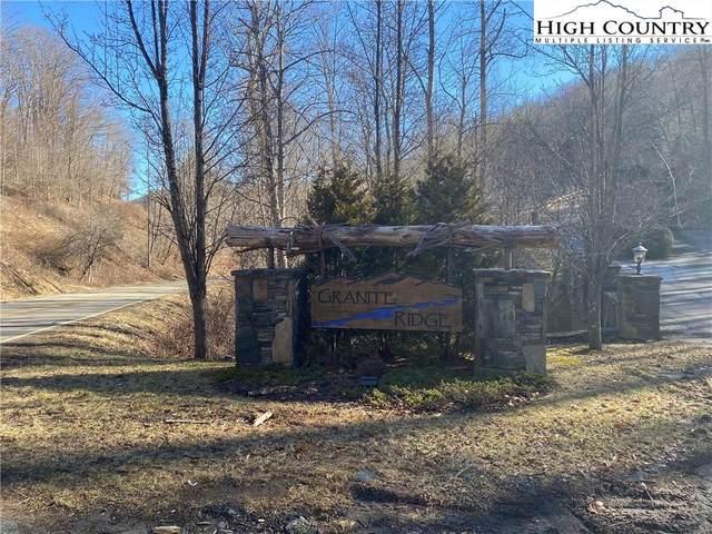 TBD Lot 5 Granite Ridge Drive, Jefferson, NC 28640 (#228696) :: Mossy Oak Properties Land and Luxury