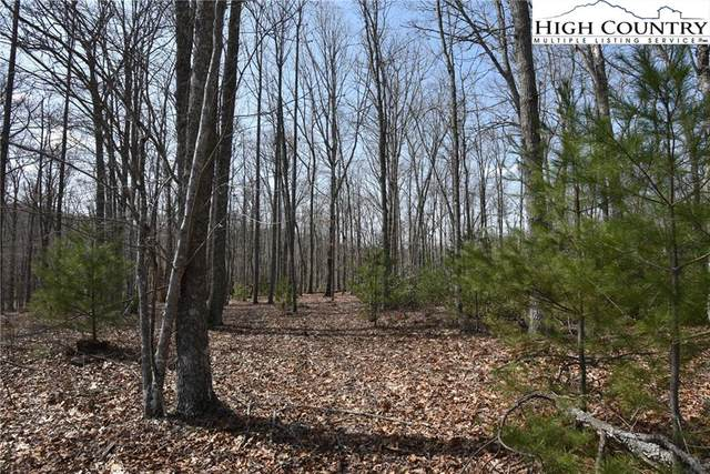 TBD Foal Ridge, Grassy Creek, NC 28631 (#229122) :: Mossy Oak Properties Land and Luxury
