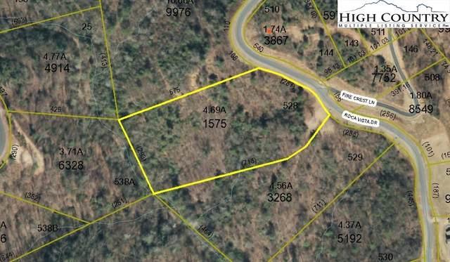 Lot# 528 Roca Vista Drive, Lenoir, NC 28645 (#229267) :: Mossy Oak Properties Land and Luxury