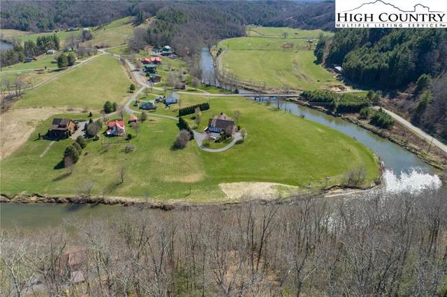 TBD New River Overlook Road, West Jefferson, NC 28694 (#229356) :: Mossy Oak Properties Land and Luxury