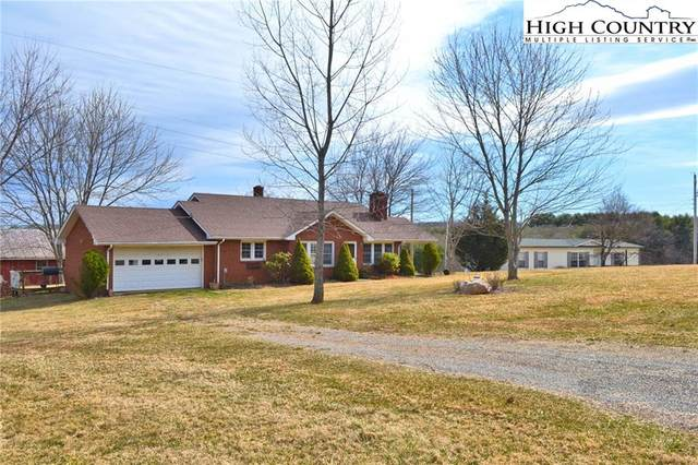 1537 & 1569 Groundhog Mountain Road, Hillsville, VA 24363 (#229361) :: Mossy Oak Properties Land and Luxury