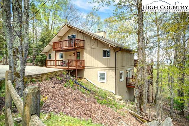 432 St. Andrews Road Road, Beech Mountain, NC 28604 (MLS #229429) :: RE/MAX Impact Realty