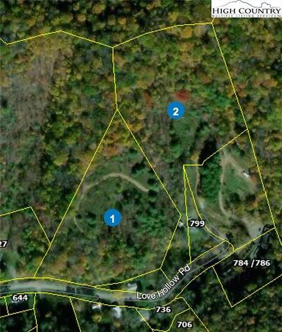 TBD Love Hollow Road, Vilas, NC 28692 (#229551) :: Mossy Oak Properties Land and Luxury
