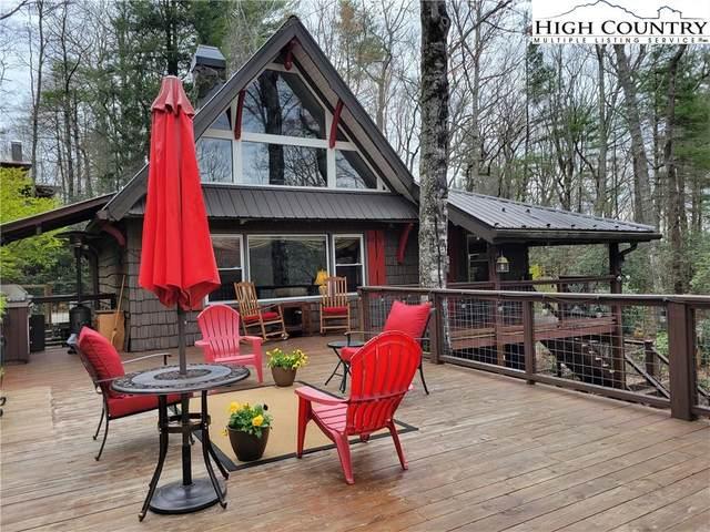 274 Bear Ridge Trail, Fleetwood, NC 28626 (MLS #229613) :: RE/MAX Impact Realty