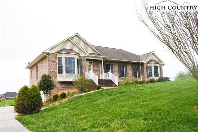 118 Ancient Oaks Road, Wilkesboro, NC 28697 (MLS #229659) :: RE/MAX Impact Realty