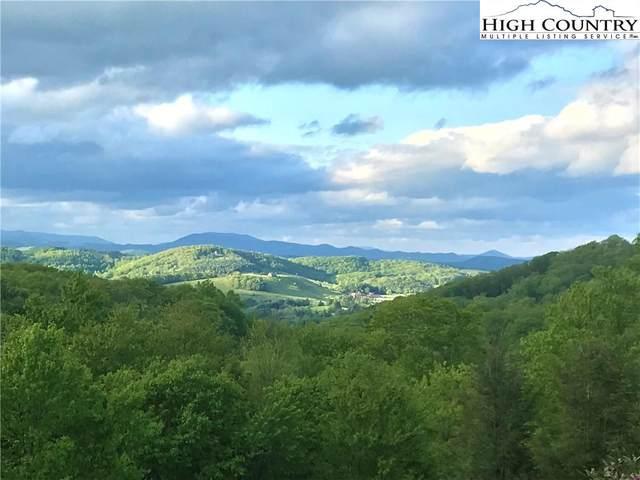 TBD Highland Ridge Road, Blowing Rock, NC 28605 (MLS #229662) :: RE/MAX Impact Realty
