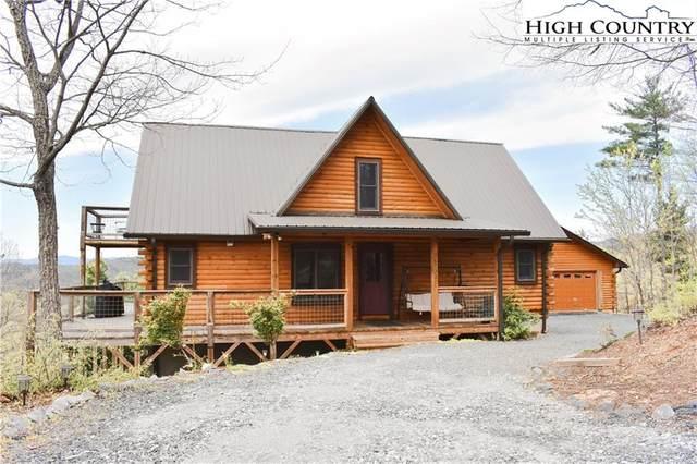 6733 Fire Crest Lane, Lenoir, NC 28645 (#229705) :: Mossy Oak Properties Land and Luxury
