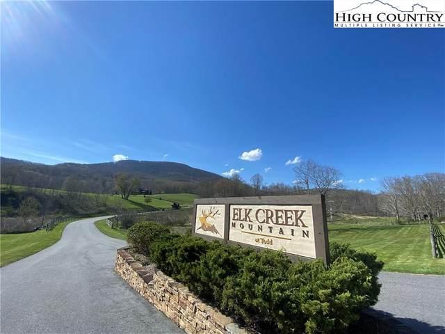 Lot 18 Elk Creek Mountain Parkway, Todd, NC 28684 (#230101) :: Mossy Oak Properties Land and Luxury