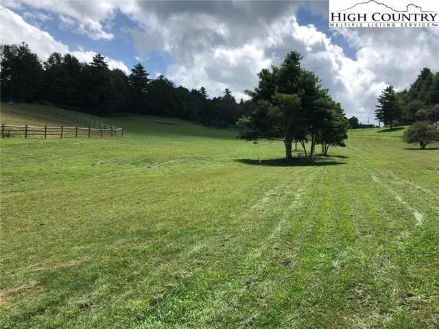 Lot 122 Sweetgrass Drive, Blowing Rock, NC 28605 (#230293) :: Mossy Oak Properties Land and Luxury
