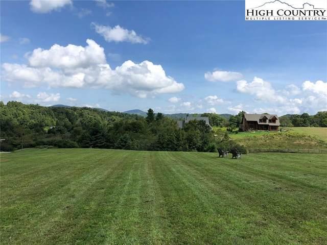 Tract B Sweetgrass Drive, Blowing Rock, NC 28605 (#230294) :: Mossy Oak Properties Land and Luxury