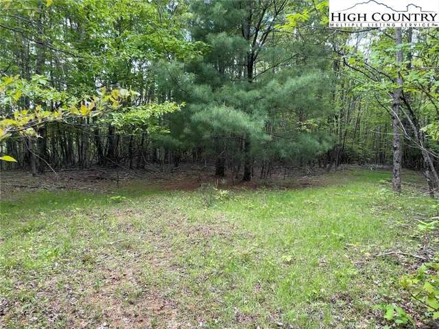 Lot 10 Ivy Ridge Road, Deep Gap, NC 28618 (#230520) :: Mossy Oak Properties Land and Luxury