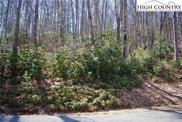Lot 35 Maple Leaf Road, Fleetwood, NC 28626 (#230995) :: Mossy Oak Properties Land and Luxury