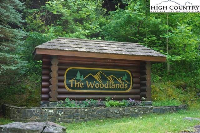 lot 43 Woodland Ridge Drive, Lansing, NC 28643 (#231061) :: Mossy Oak Properties Land and Luxury