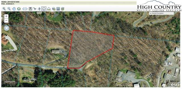2.57 Acres Sally Street, Boone, NC 28607 (#231700) :: Mossy Oak Properties Land and Luxury