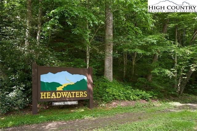 Lot 7 Wolfsbane Trail, Todd, NC 28684 (#231805) :: Mossy Oak Properties Land and Luxury
