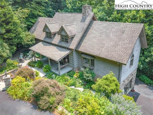 435 Stony Fork Road, Deep Gap, NC 28618 (#231807) :: Mossy Oak Properties Land and Luxury