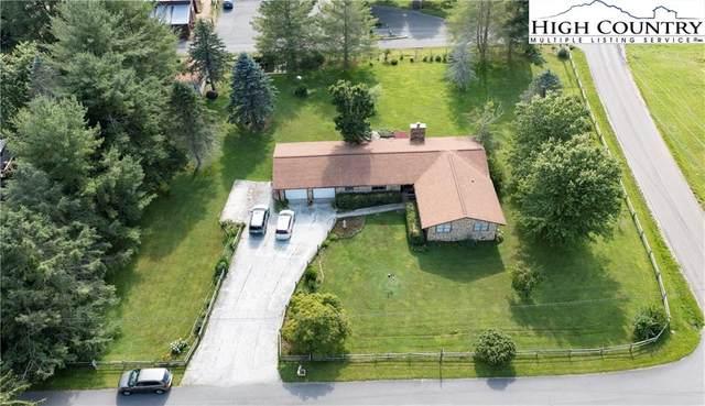 24 Hanging Rock Estates Lane, Banner Elk, NC 28604 (MLS #231987) :: RE/MAX Impact Realty