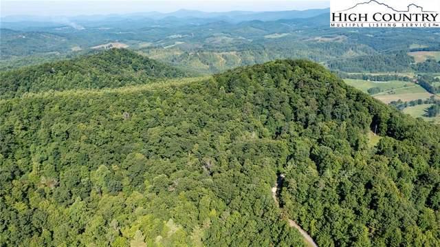 Lot 9 Idlewild Mtn. Estates, West Jefferson, NC 28694 (#232007) :: Mossy Oak Properties Land and Luxury
