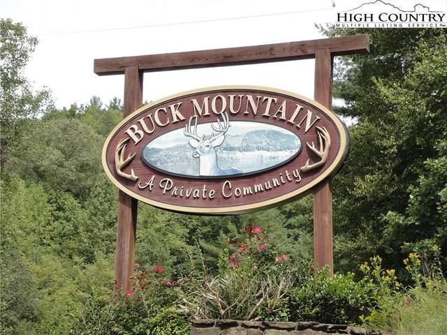 Lot 33 Doe Run, Purlear, NC 28665 (#232042) :: Mossy Oak Properties Land and Luxury