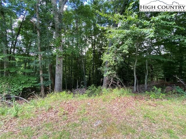 TBD Happyland Road, Piney Creek, NC 28631 (#232043) :: Mossy Oak Properties Land and Luxury
