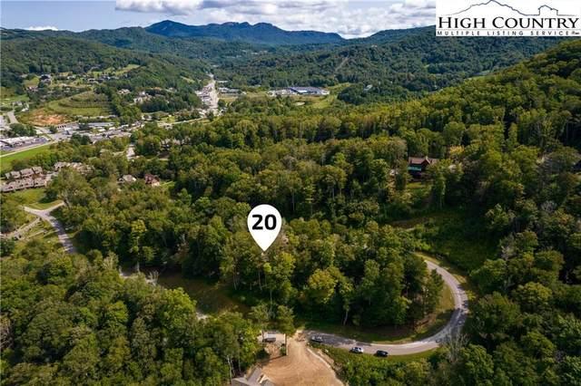 Lot 20 Running Bear Circle, Banner Elk, NC 28604 (#232109) :: Mossy Oak Properties Land and Luxury