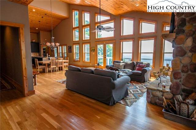 640 Great Sky View, Todd, NC 28684 (#232171) :: Mossy Oak Properties Land and Luxury