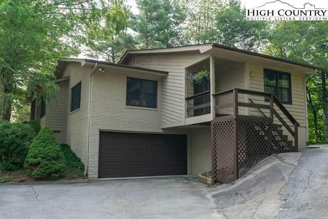 644 Fairway Drive, Boone, NC 28607 (#232214) :: Mossy Oak Properties Land and Luxury