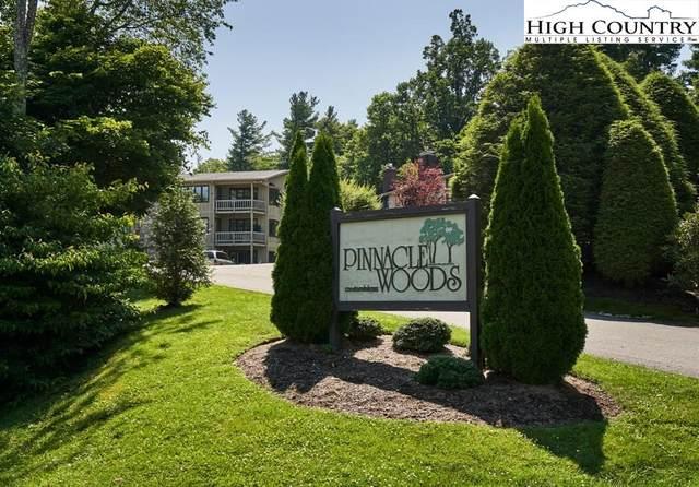 125 Pinnacle Avenue #32, Blowing Rock, NC 28605 (#232224) :: Mossy Oak Properties Land and Luxury