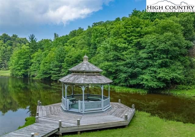 17 New River Lake Drive, Blowing Rock, NC 28605 (#232229) :: Mossy Oak Properties Land and Luxury