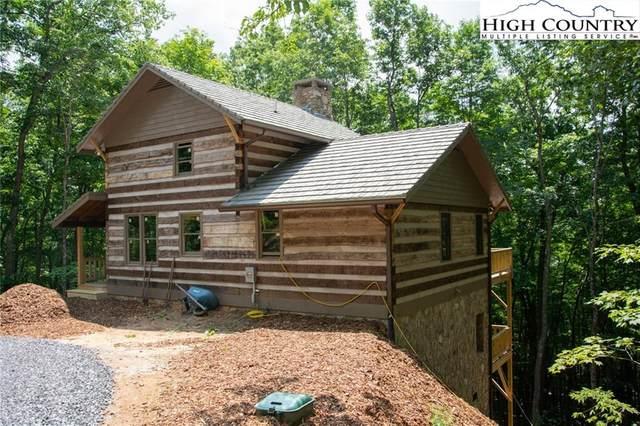 1332 Tomahawk Drive, Todd, NC 28684 (#232317) :: Mossy Oak Properties Land and Luxury