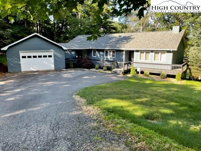 824 Ridge Road, Glade Valley, NC 28627 (#232448) :: Mossy Oak Properties Land and Luxury