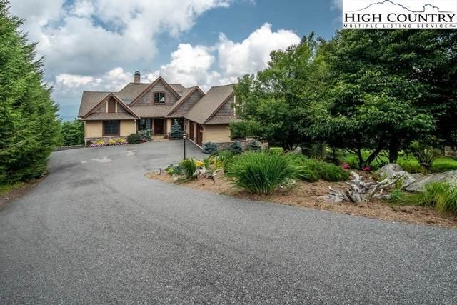 130 Larkspur Lane, Beech Mountain, NC 28604 (#232498) :: Mossy Oak Properties Land and Luxury