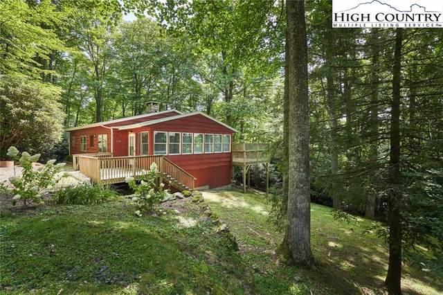 329 Wonderland Trail, Blowing Rock, NC 28605 (#232588) :: Mossy Oak Properties Land and Luxury