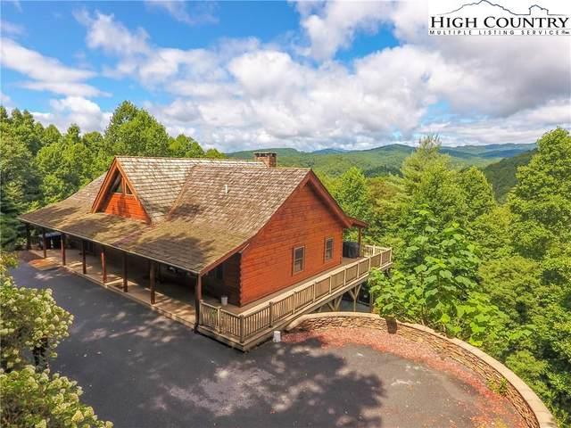 6951 Timber Rock Drive, Lenoir, NC 28645 (#232976) :: Mossy Oak Properties Land and Luxury