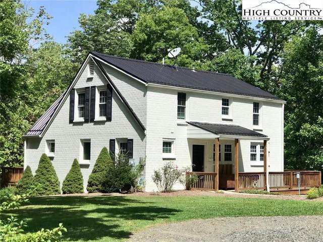 133 Vannoy Drive, West Jefferson, NC 28694 (#233083) :: Mossy Oak Properties Land and Luxury