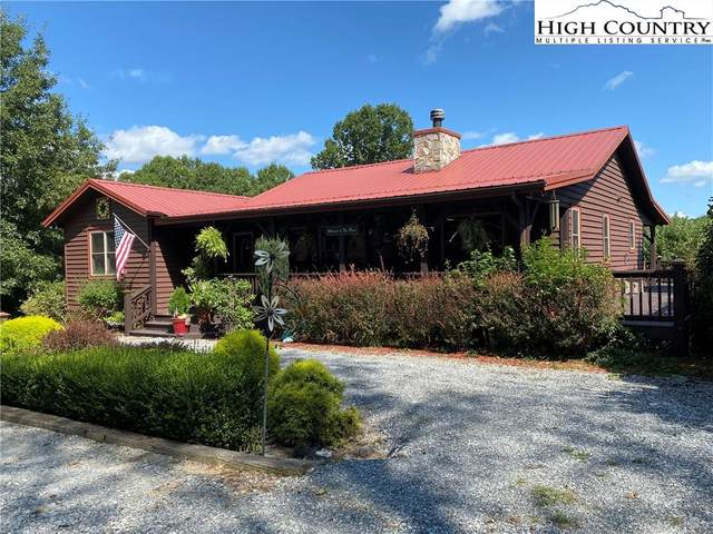 220 Frontier Trail, Piney Creek, NC 28663 (#233109) :: Mossy Oak Properties Land and Luxury