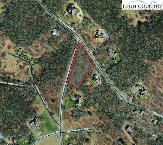 Lot 134 E Stone Drive, Blowing Rock, NC 28605 (#233160) :: Mossy Oak Properties Land and Luxury