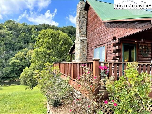 1029 Bill Cooper Road, Crumpler, NC 28617 (#233182) :: Mossy Oak Properties Land and Luxury