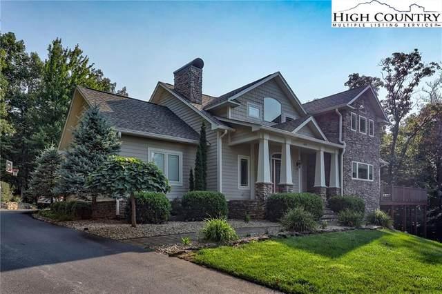 494 Ivy Ridge Road, Deep Gap, NC 28618 (#233204) :: Mossy Oak Properties Land and Luxury