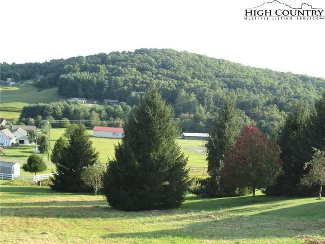 Lot 13 Big Flatts Moretz Road, Fleetwood, NC 28626 (#233253) :: Mossy Oak Properties Land and Luxury