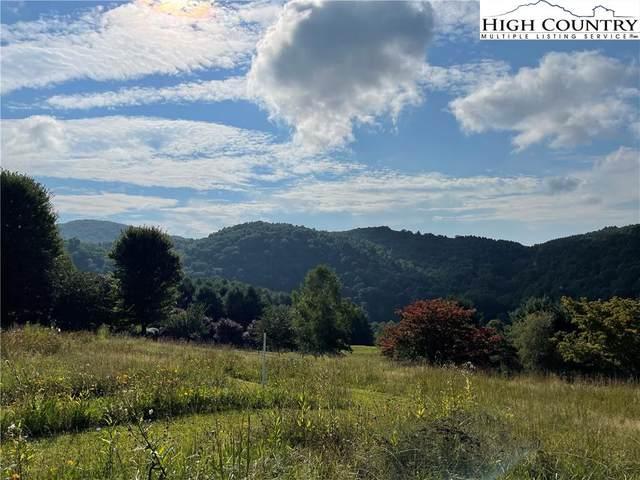 Lot 38 Cooper Ridge Road, Crumpler, NC 28617 (#233279) :: Mossy Oak Properties Land and Luxury