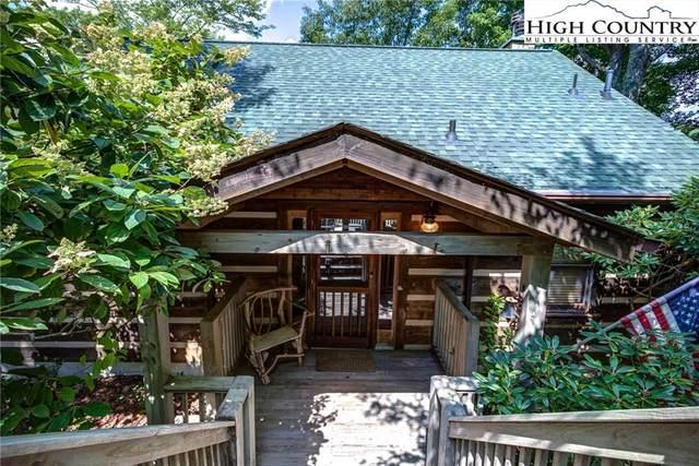 432 Green Hill Woods, Blowing Rock, NC 28605 (#233310) :: Mossy Oak Properties Land and Luxury