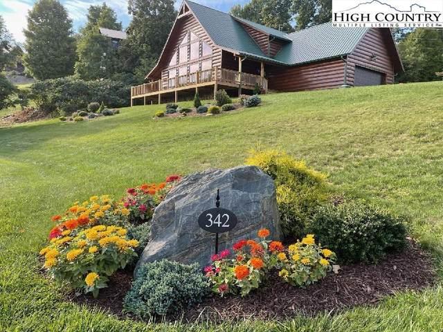 342 Elk Summit Drive, Todd, NC 28684 (MLS #233346) :: RE/MAX Impact Realty