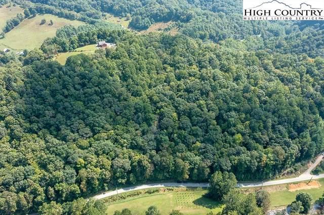 TBD Big Helton Road, Grassy Creek, NC 28631 (MLS #233396) :: RE/MAX Impact Realty