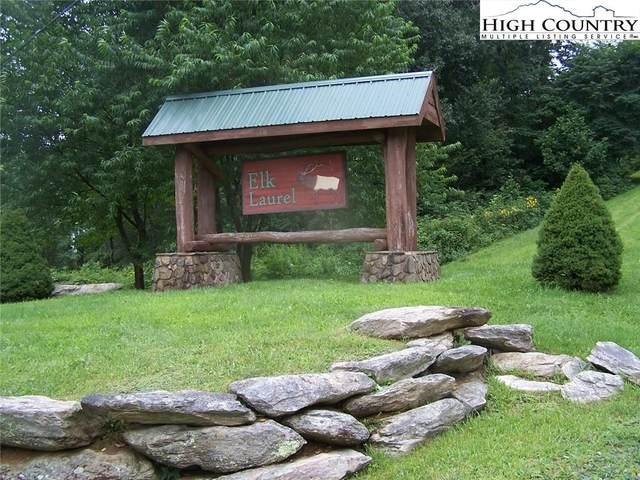 tbd Elk Laurel Drive, Banner Elk, NC 28604 (#233415) :: Mossy Oak Properties Land and Luxury