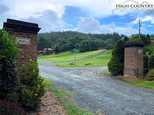 TBD Hideaway Trail, Crumpler, NC 28617 (MLS #233422) :: RE/MAX Impact Realty