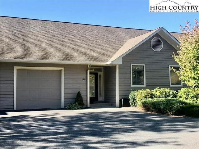200 Fairway View Place C3, Jefferson, NC 28644 (#233430) :: Mossy Oak Properties Land and Luxury