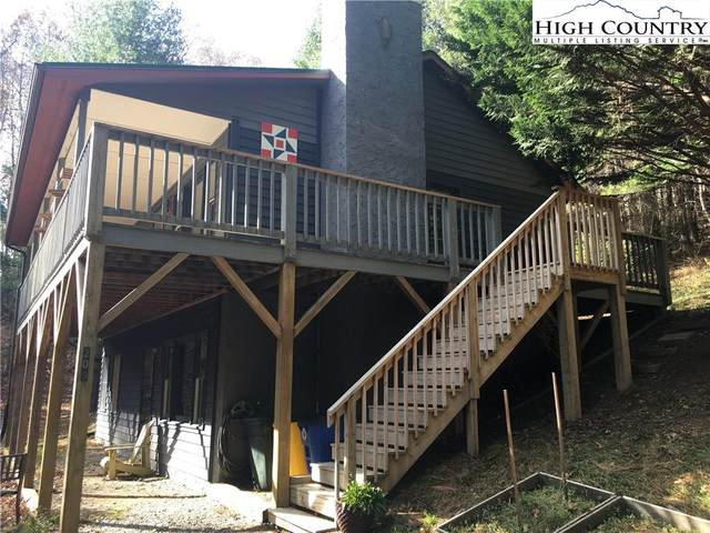 209 Old Hatch Lane, Boone, NC 28607 (MLS #233432) :: RE/MAX Impact Realty